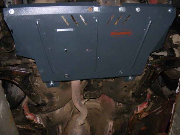 Scuturi metalice Volvo