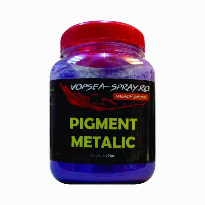 Pigment Metalic pentru Rasini & Lacuri Sintetice