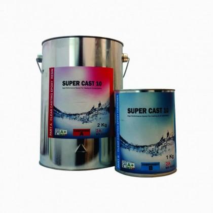 Rasina Epoxidica Transparenta de Turnare Super Cast 10 - 3 Kg