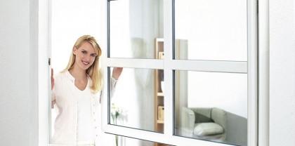 Montaj ferestre si geamuri termopan cu tamplarie din PVC sau aluminiu