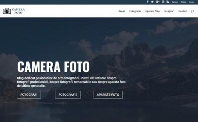 Blog Camera Foto despre aparate de fotografiat profesionale