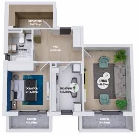 Diferenta dintre o casa pe structura si o casa pe structura sip