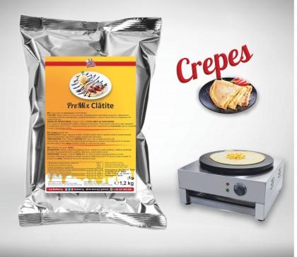 PreMix Clatite Premium *** Crepes