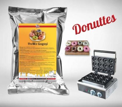 PreMix Gogosi Premium *** Donuttes