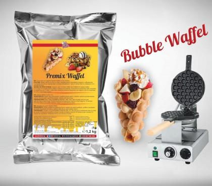 PreMix Bubble Waffle Premium *** Gauffre