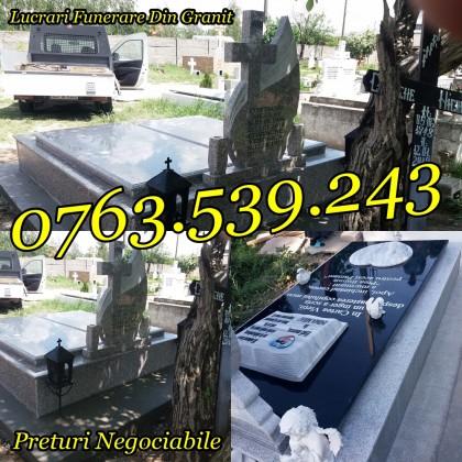 Renovare Constructii Cavouri Lucrari Funerare Cruci Marmura Granit