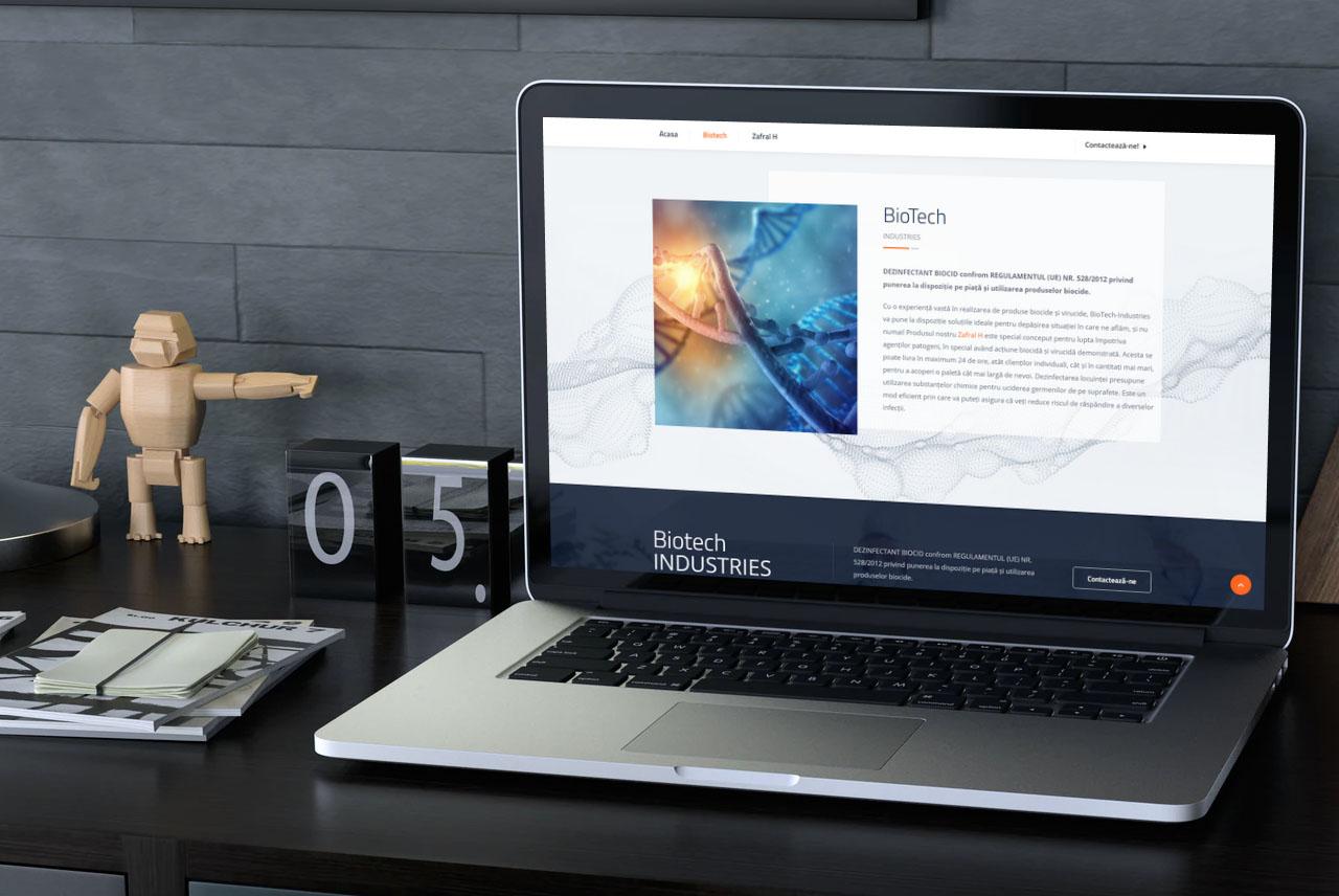 7 motive pentru care sa alegi creare uni site de prezentare cu o echipa de profesionisti