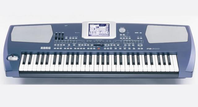 Orgi electronice