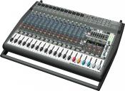 Mixere cu amplificare