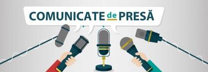 Publicare comunicate de presa lansare proiecte IMM