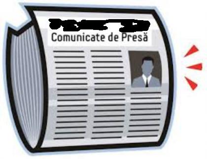 Publicare comunicate de presa incepere proiecte