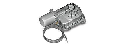 Sisteme automatice ingropate pentru porti batante R21