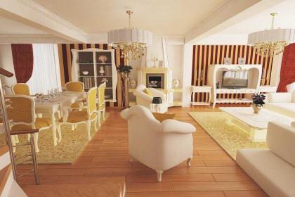 Sfaturile specialistilor pentru a amenaja o casa in stil ecletic
