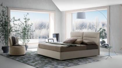 Alege paturile matrimoniale moderne italiane