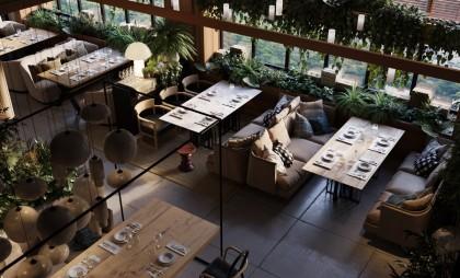 Vezi care sunt cele mai bune solutii de amenahjare si Design pentru restaurante