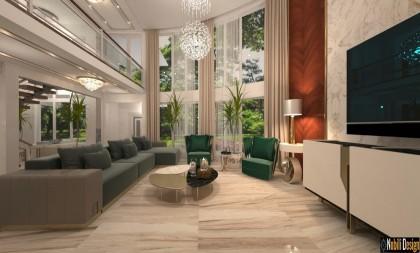 Colaboreaza cu un designer de interior pentru amenajarea casei