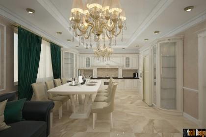 Alege sa lucrezi cu profesionisti in design rezidential
