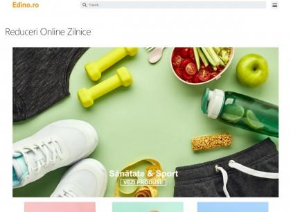 Reduceri online la edino.ro