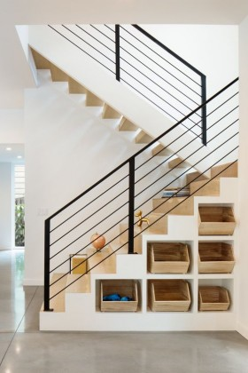balustrade moderne
