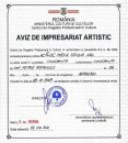 Impresariat artistic Constanta