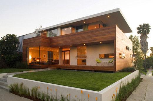 Case de lemn Luxury tip City