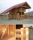 Case de lemn de vacanta