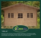 Case de lemn gradina