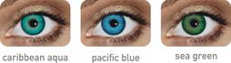 Lentile de contact Ciba Vision