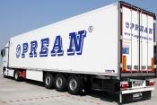 Transport in sistem grupaj Oprean
