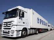 Transport marfa temperatura controlata Oprean