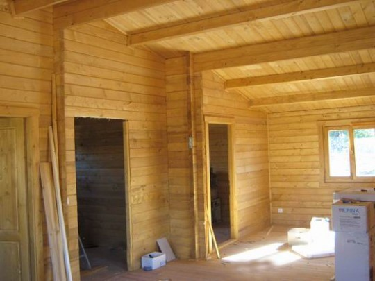 Casa lemn Habby