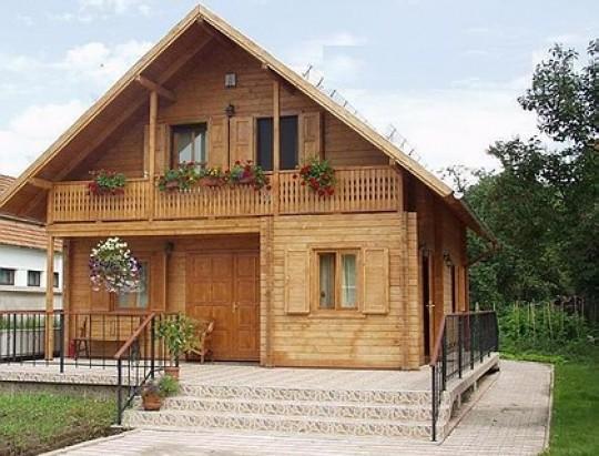 Casa lemn Rosalia