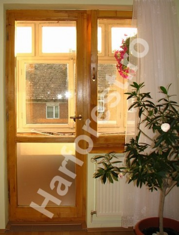 Ferestre stratificate cu geam termopan