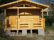 Casa lemn Jean