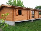 Casa lemn Marian