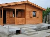 Casa lemn Niculina