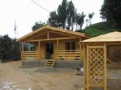 Casa lemn Susini