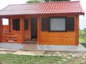 Casa lemn Trif