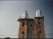 Confectionare turnuri de biserica Alba