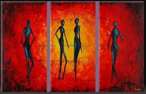Tablouri si picturi moderne Figural