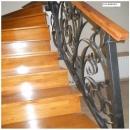 Trepte din lemn
