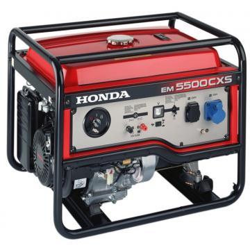 Generator de curent Honda EM5500 CXS