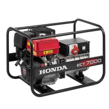 Generator Honda ECT 7000