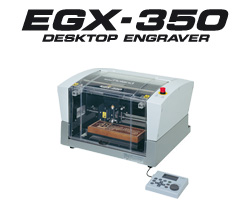 Masina gravat EGX-350