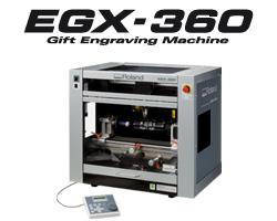 Masina gravat EGX-360