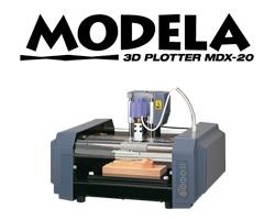 Masina modelare 3d MDX-20/15