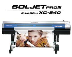 Printer, cuttere SolJet Pro III XC-540