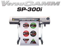 Printer, cuttere VersaCamm SP-300i
