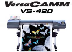 Printer, cuttere VersaCamm VS-420