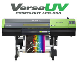 Printer, cuttere VersaUV LEC-330